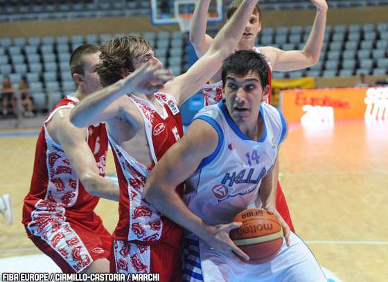 14. Leonidas Kaselakis (Greece)